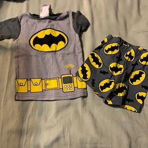 🌈4/$25🌈 Batman Shorts Pajamas